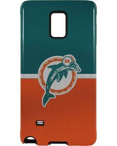 Miami Dolphins Vintage Galaxy Note 4 Pro Case