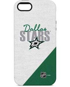 Dallas Stars Script iPhone 5/5s/SE Pro Case