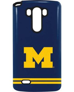 Michigan Logo Striped G3 Stylus Pro Case