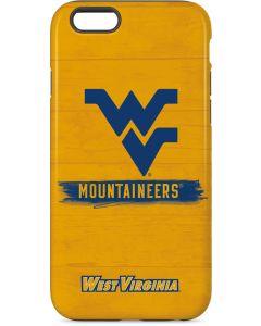 West Virginia Mountaineers iPhone 6s Pro Case