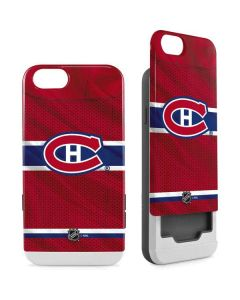 Montreal Canadiens Home Jersey iPhone 6/6s Wallet Case