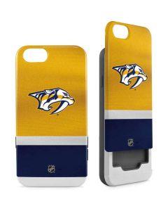 Nashville Predators Alternate Jersey iPhone 6/6s Wallet Case