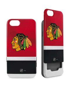 Chicago Blackhawks Jersey iPhone 6/6s Wallet Case