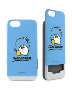 Tuxedosam Waves Hello iPhone 6/6s Wallet Case