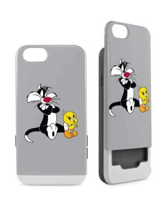 Sylvester Tweety Bird Crossed Arms iPhone 6/6s Wallet Case