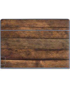 Early American Wood Planks Galaxy Book Keyboard Folio 12in Skin