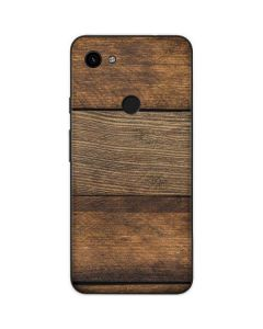 Early American Wood Planks Google Pixel 3a Skin