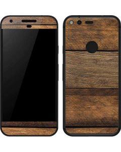 Early American Wood Planks Google Pixel Skin