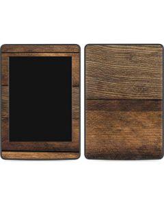 Early American Wood Planks Amazon Kindle Skin