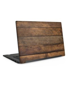 Early American Wood Planks Dell Latitude Skin