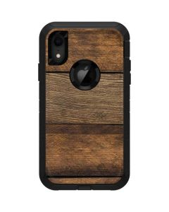 Early American Wood Planks Otterbox Defender iPhone Skin