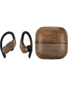 Early American Wood Planks PowerBeats Pro Skin