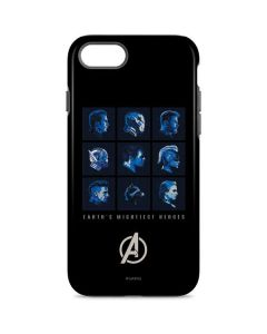 Earths Mightiest Heroes iPhone 8 Pro Case