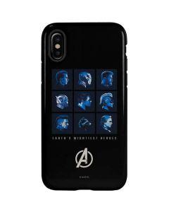 Earths Mightiest Heroes iPhone X Pro Case