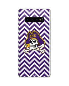 East Carolina Chevron Galaxy S10 Plus Skin