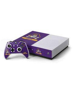 East Carolina Pirates Xbox One S Console and Controller Bundle Skin