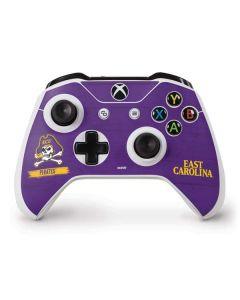 East Carolina Pirates Xbox One S Controller Skin