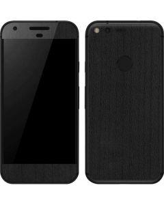 Ebony Wood Google Pixel Skin