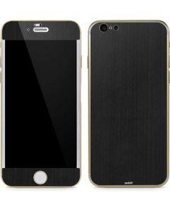 Ebony Wood iPhone 6/6s Skin