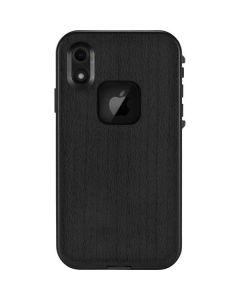 Ebony Wood LifeProof Fre iPhone Skin