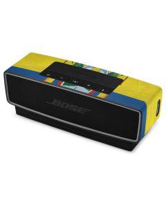 Ecuador Flag Distressed Bose SoundLink Mini Speaker II Skin