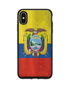 Ecuador Flag Distressed Otterbox Symmetry iPhone Skin