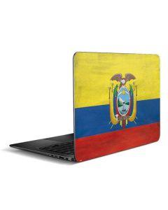 Ecuador Flag Distressed Zenbook UX305FA 13.3in Skin