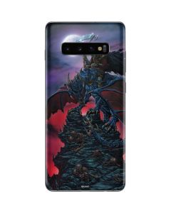 Ed Beard Jr. Dragon Reaper Galaxy S10 Plus Skin