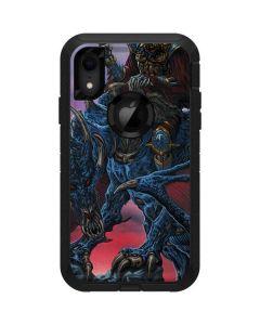 Ed Beard Jr. Dragon Reaper Otterbox Defender iPhone Skin