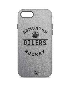 Edmonton Oilers Black Text iPhone 7 Pro Case