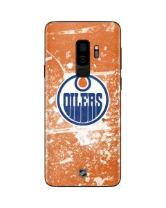 Edmonton Oilers Frozen Galaxy S9 Plus Skin