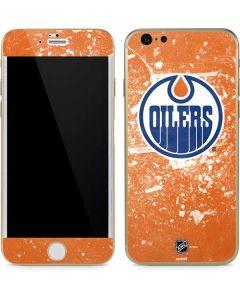 Edmonton Oilers Frozen iPhone 6/6s Skin
