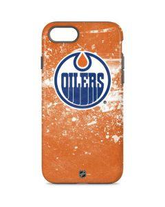 Edmonton Oilers Frozen iPhone 7 Pro Case