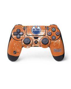 Edmonton Oilers Frozen PS4 Controller Skin