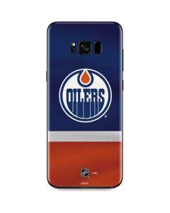 Edmonton Oilers Jersey Galaxy S8 Skin