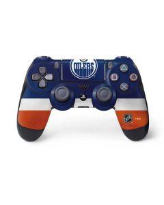 Edmonton Oilers Jersey PS4 Controller Skin