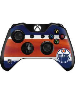 Edmonton Oilers Jersey Xbox One Controller Skin