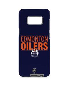 Edmonton Oilers Lineup Galaxy S8 Pro Case