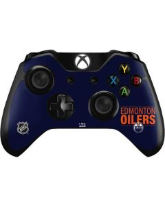 Edmonton Oilers Lineup Xbox One Controller Skin