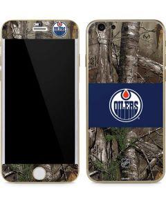 Edmonton Oilers Realtree Xtra Camo iPhone 6/6s Skin