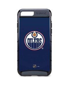 Edmonton Oilers Solid Background iPhone 8 Plus Cargo Case