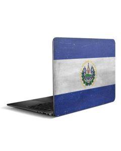 El Salvador Flag Distressed Zenbook UX305FA 13.3in Skin