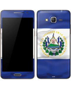 El Salvador Flag Galaxy Grand Prime Skin