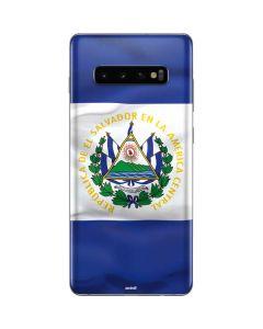 El Salvador Flag Galaxy S10 Plus Skin