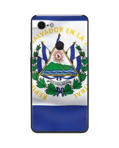 El Salvador Flag Google Pixel 3 XL Skin