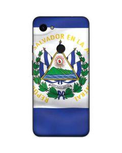 El Salvador Flag Google Pixel 3a Skin