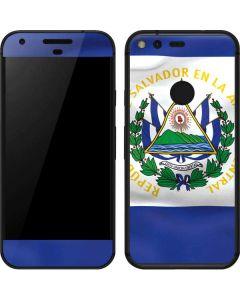 El Salvador Flag Google Pixel Skin