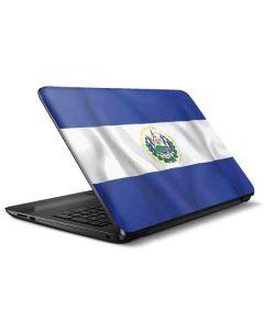 El Salvador Flag HP Notebook Skin