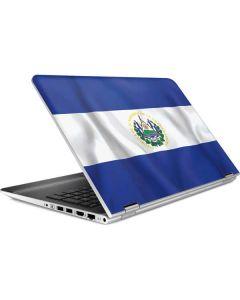 El Salvador Flag HP Pavilion Skin