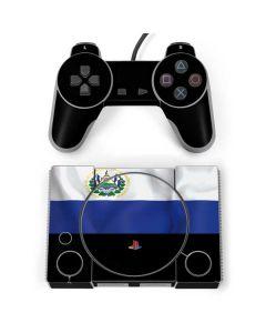 El Salvador Flag PlayStation Classic Bundle Skin